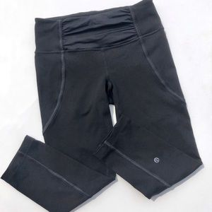 [lululemon] crop pants
